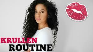 Krullen Routine 2c 3a Curls By Alyssarxs