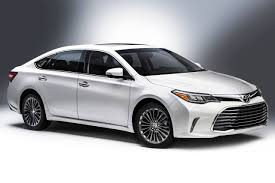 2016 Toyota Avalon Hybrid Pricing & Features | Edmunds | Toyota ...