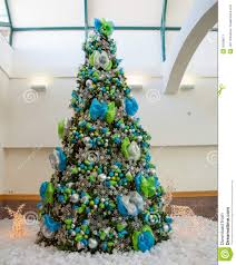 Decorating Christmas Tree With Balls Large Christmas Tree Stock Image Image Of Ornament Celebrate 33