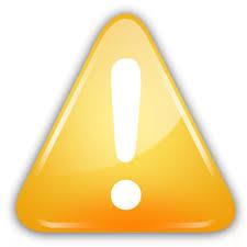 """Résultat de recherche d'images pour """"icone warning"""""""