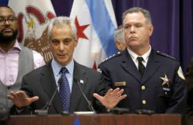 chicago police superintendent fired by or amid outcry over chicago police superintendent fired by or amid outcry over video of shooting the washington post