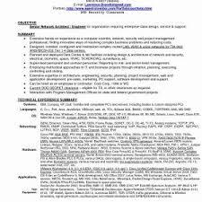 Entry Level Network Engineer Resume Sample Network Engineer Resume Sample Pdf New 2018 Entry Level Network