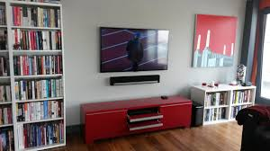 tv wall mounting installation service with cables for solid walls of concrete brick and breeze block walls