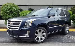 Test Drive: 2017 Cadillac Escalade | The Daily Drive | Consumer ...