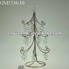 Wrought Iron Ornament Display Stand Delectable Wholesale Iron Ornament Tree Display Stand For Christmas Buy