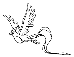 Small Picture Coloring Pages Pokemon Articuno Drawings Pokemon