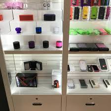 Mobile Display Cabinet Glass Display Cabinet Retail Display For Mobile Phone Display