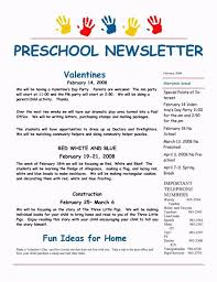 Free Mailing Label Template Magnificent Free Downloadable Preschool Newsletter Templates Picture Excel