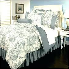 black toile bedding blue bedding sets lofty idea french quilts black quilt country comforter and yellow