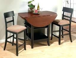 drop leaf counter height table image of design round canada best kit