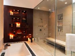 Shower  Airy Modern Bathroom With Porcelain Freestanding Tub With 4 Foot Tub Shower Combo