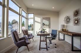elegant design home. 15 Elegant Transitional Home Office Designs To Motivate You Design
