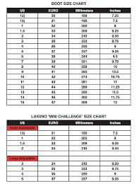Speed Skate Size Chart Theskatenowshop Sizing Charts Foot Measuring Instructions