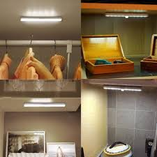 closet lighting wireless. Amazon.com: Albrillo Closet Light Motion Sensing Under Cabinet Lighting Wireless Stick On 10