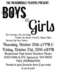 want to enjoy a night out with dinner and live theater on thursday october 20th come early to partake in a catered meal by olive garden before the show