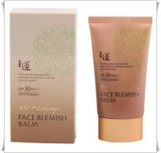 welcos no makeup face blemish balm whitening spf30 pa