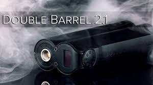 Αποτέλεσμα εικόνας για Double barrel V2 150W Mod by Squid industries