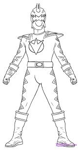 Power Rangers 5 Coloriage Power Rangers Coloriages Pour Enfants