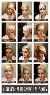 Growing Out My Pixie Undercut Hopefully These Styles Will Help Ease