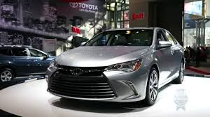 2015 Toyota Camry - 2014 New York Auto Show - YouTube