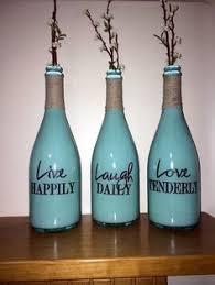 Wine Bottle Decorations Handmade Custom Decorated Wine Bottles DIY Decor Pinterest Decorated 24