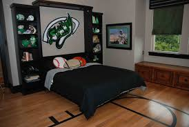 amazing bedroom awesome black. Enchanting Basketball Stuff For Your Room Theme Black Gray Bed Wardrobe: Amazing Bedroom Awesome