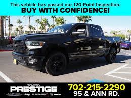 CERTIFIED PRE-OWNED 2019 RAM 1500 BIG HORN/LONE STAR 4X2 CREW CAB 5'7 REAR WHEEL DRIVE CREW CAB