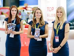 trade fair hostess agency for models event staff promoter experienced trade fair hostesses in munich cologne frankfurt etc for your booth exhibition or event