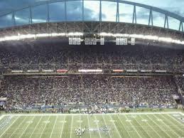 Centurylink Field Section 310 Home Of Seattle Seahawks