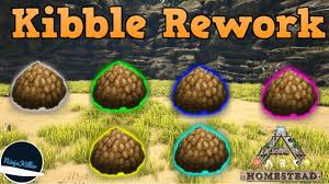 Ark Kibble Chart Everything You Need To Know About The Kibble Rework In Ark Survival Evolved Imprinting Taming