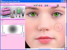 free style wu resmi büyütmek için tıklayın no surgery needed face make up editor