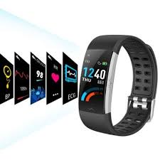 Promo <b>Alfawise I7E</b> Full Touch Real Time Heart Rate <b>ECG</b> Monitor ...