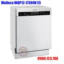 Máy Rửa Chén Malloca WQP12-J7309K E5 Âm Tủ Giá Rẻ Tại Hà Nội