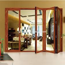 Wooden Bifold Doors Wooden Bifold Doors Suppliers And - Bifold exterior glass doors