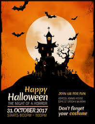 Costume Contest Flyer Template 670 Costume Party Customizable Design Templates Postermywall