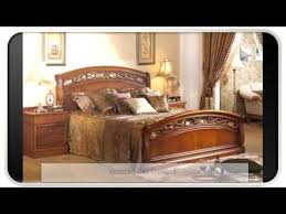 latest wooden bed designs in wood0 bed