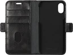 <b>Чехол</b>-<b>книжка DBramante1928 Lynge для</b> Apple iPhone X/XS black ...