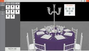 Wedding Table Planner Tool Design Your Wedding Reception Layout Using Digital Tools