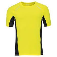 <b>Футболка SYDNEY MEN</b>, <b>желтый</b> неон (артикул 01414306 ...