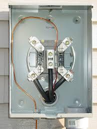 400 amp meter base wiring diagram diy enthusiasts wiring diagrams \u2022  meter socket in detached garage sub panels in residence 400 amp meter box schematic siemens 320