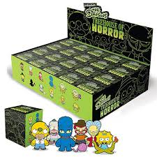 Kang Kodos Toys U0026 Hobbies  EBaySimpsons Treehouse Of Horror Kidrobot