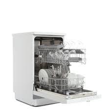 Small Dish Washer Bosch Series 2 Sps40e32gb Slimline Dishwasher Sps40e32gb White