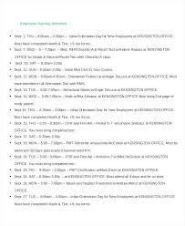 new employee orientation schedule employee orientation schedule template new employee orientation