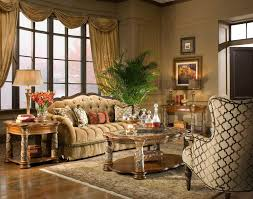 $3808 00 Villa Valencia Sofa Set with Chair by Michael Amini 2 PC