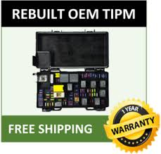 2010 jeep liberty dodge nitro tipm fuse box junction box oem 2007 dodge nitro fuse box image is loading 2010 jeep liberty dodge nitro tipm fuse box