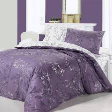 image of purple quilts king size design