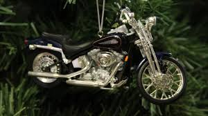 Ernie's Ornaments | Harley Motorcycle Christmas Ornaments