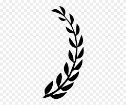 Palm Leaves Black And White Palm Leaf Png Awards Leafs Free