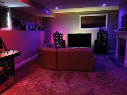 hue lighting ideas. Recessed Lighting Design Ideas : Philips Hue With Regard To Awesome