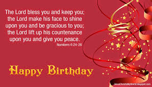 Pin By Marisela Delgado On Birthday Wishes Christian Birthday